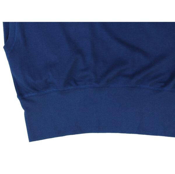Stretch hem maxi blouse
