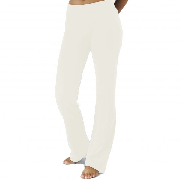 Jersey Long Pants in Organic Pima Cotton