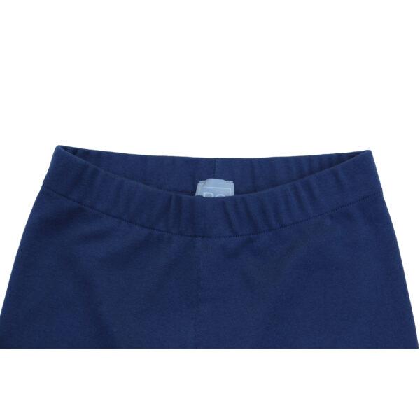 Elastic waistband stretch skirt