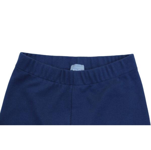 Elastic waistband stretch leggins