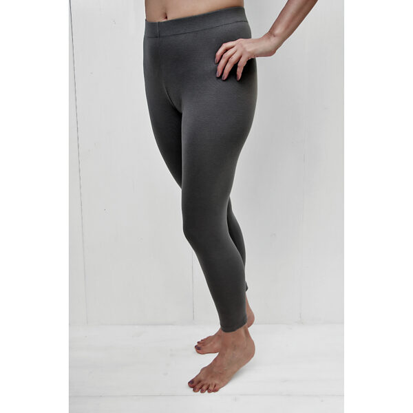 Stretch leggins organic pima cotton slowfashion