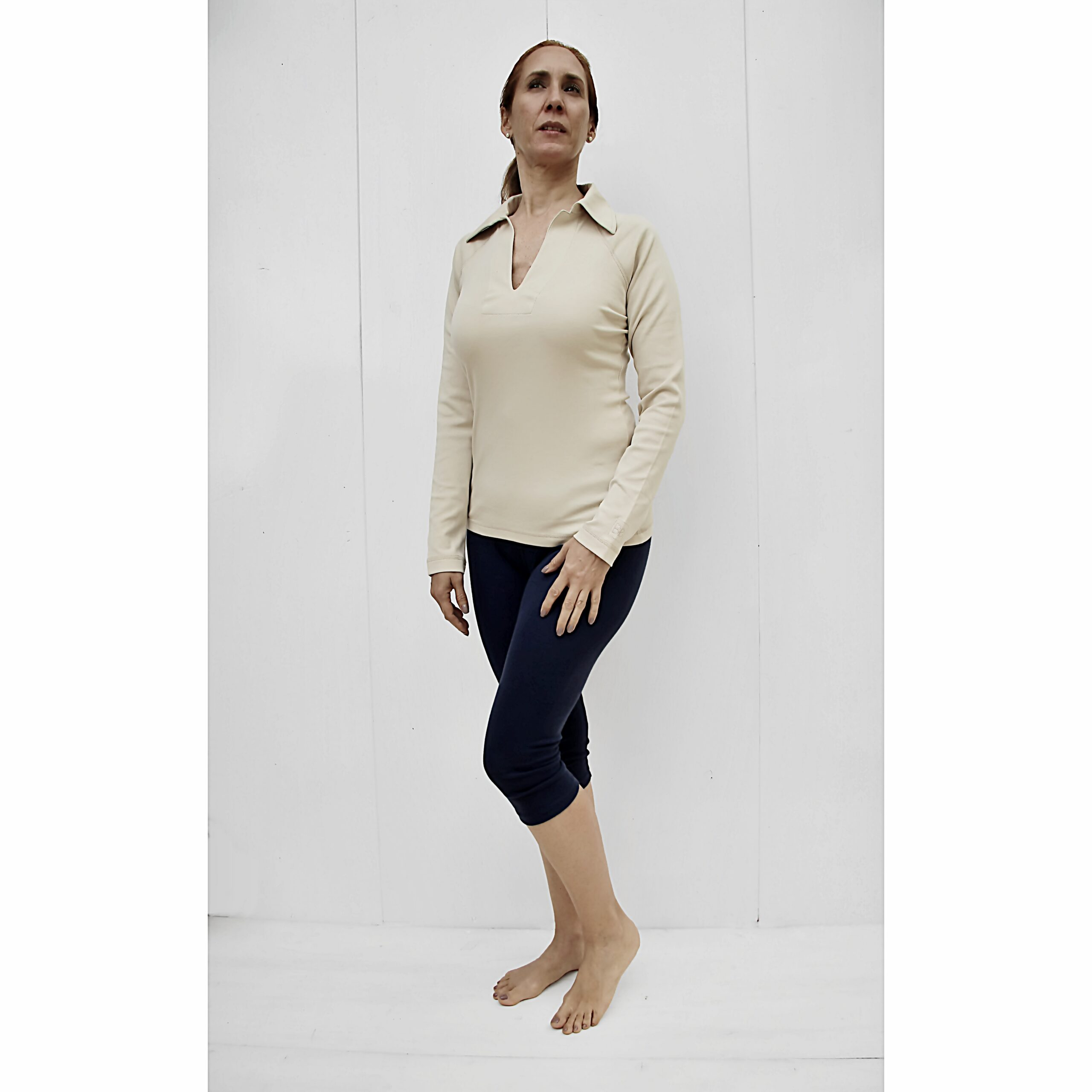 long-sleeve-polo-t-shirt organic pima cotton raglant sleeve slowfashion fairfashion